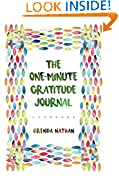 #9: The One-Minute Gratitude Journal