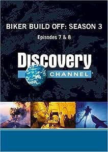 Biker Build Off Season 3 - Episodes 7 & 8 (Part of DVD set)