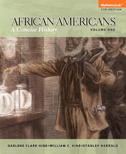 Search : African Americans: A Concise History, Volume 1, Books a la Carte Edition (5th Edition)