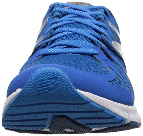 New Balance NBMRUSHBL Sneaker, Uomo Blue/White