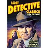 Lost Detective Classics from the Vault: The Hunter (1952) / The Shadow: House of Mystery (1932) / The Private Eye (1951) / Dick Tracy: Shakys Secret Treasure