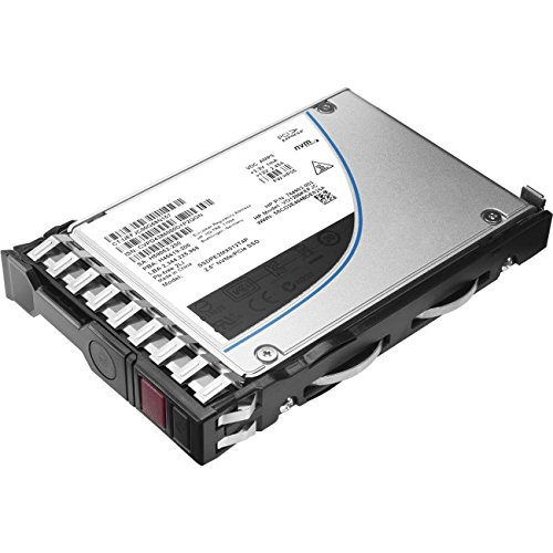 HP Office Mixed Use-3 Solid State Drive - Hot-Swap Serial_Interface 2.5'', Black 816985-B21