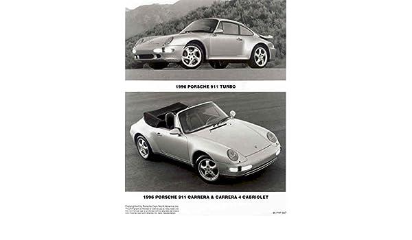 Amazon.com: 1996 Porsche 911 Carrera & Turbo Photo: Entertainment Collectibles
