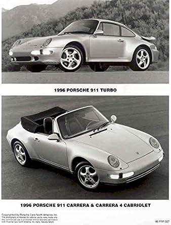 1996 Porsche 911 Carrera & Turbo Photo