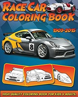 Coloring Book For Kids Adults Cars 2017 Supercars