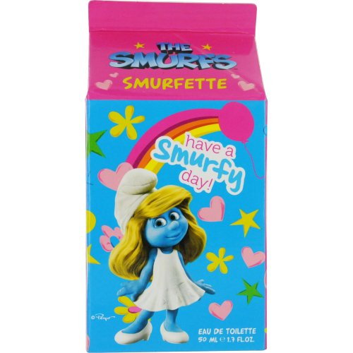 First American Brands The Smurfs Smurfette for Kids 1.7 Eau De Toilette Spray, 1.7 Ounce by First American Brands