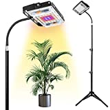 Grow Light with Stand, LBW Full Spectrum 150W LED