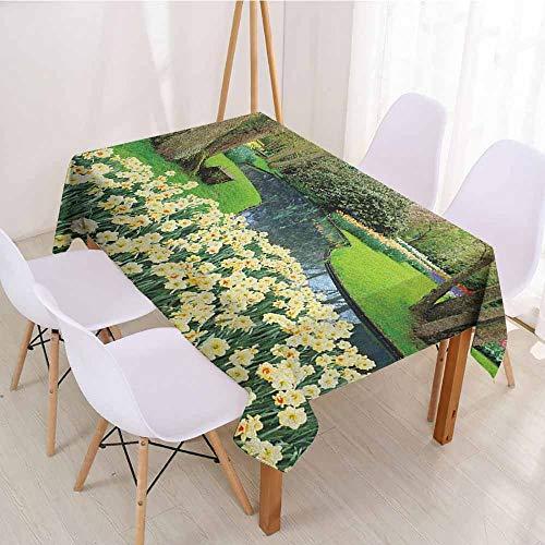Dinning Tabletop Decoration Picnic Cloth W 50