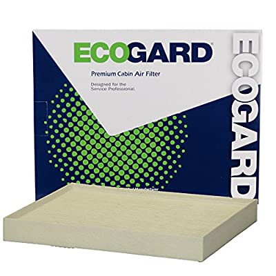 ECOGARD XC10573 Premium Cabin Air Filter Fits Elantra 2020-2020, Accent 2020-2020, Elantra GT 2020-2020 | Kia Rio 2020-2020, Forte 2020: Automotive