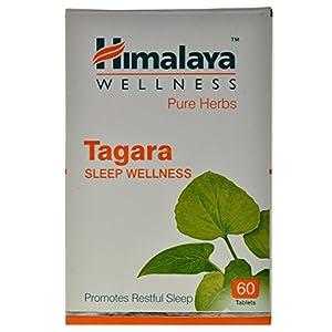 Himalaya Wellness Pure Herbs Tagara Sleep Wel...