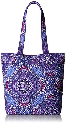- Vera Bradley Tote, Lilac Tapestry