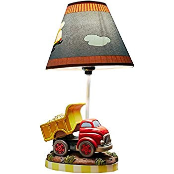 Amazon fantasy fields transportation thematic kids table lamp fantasy fields transportation thematic kids table lamp imagination inspiring hand painted details non toxic aloadofball Choice Image