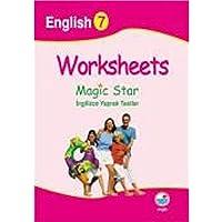 Worksheets - Magic Star İngilizce Yaprak Testleri English 7