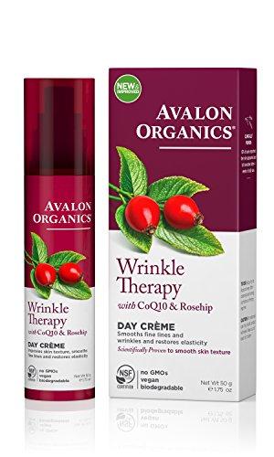 Avalon Organics Wrinkle Therapy Rosehip product image