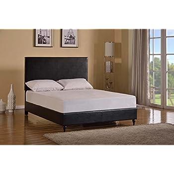 beds Queen headboard platform