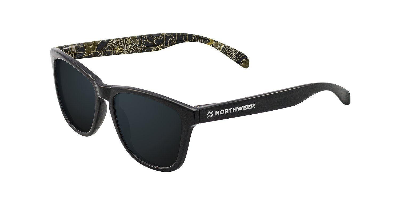 Gafas de sol Northweek Mod: EXPLORER LIVINGSTONE lente negra polarizada - UNISEX: Amazon.es: Ropa y accesorios