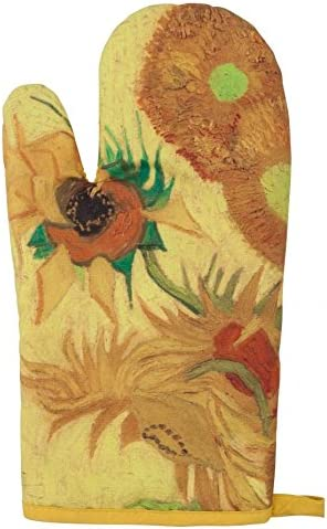 Van Gogh Oven Glove Sunflower product image