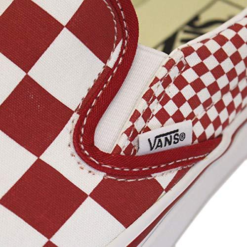 Vans On Rouge Checker Slip Mix HrqxZHSRW