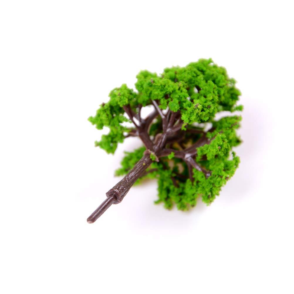 Arbre Hauteur 4cm Boutique disacrea Miniature en Synthetique 14