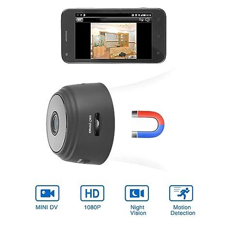 Amazon.com: A9 HD 1080P Cámara de visión nocturna con ...