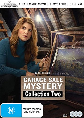 (Garage Sale Mystery - 3 Film Collection Two (Guilty Until Proven Innocent/The Novel Murders/The Art of Murder))