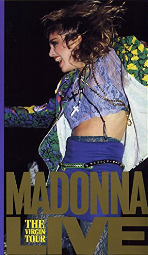 Price comparison product image Madonna Live-The Virgin Tour (1985) [VHS]