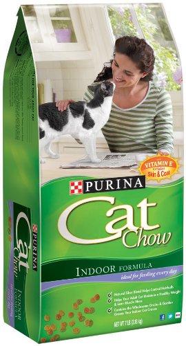 Purina Cat Chow Indoor Formula, 7-Pounds