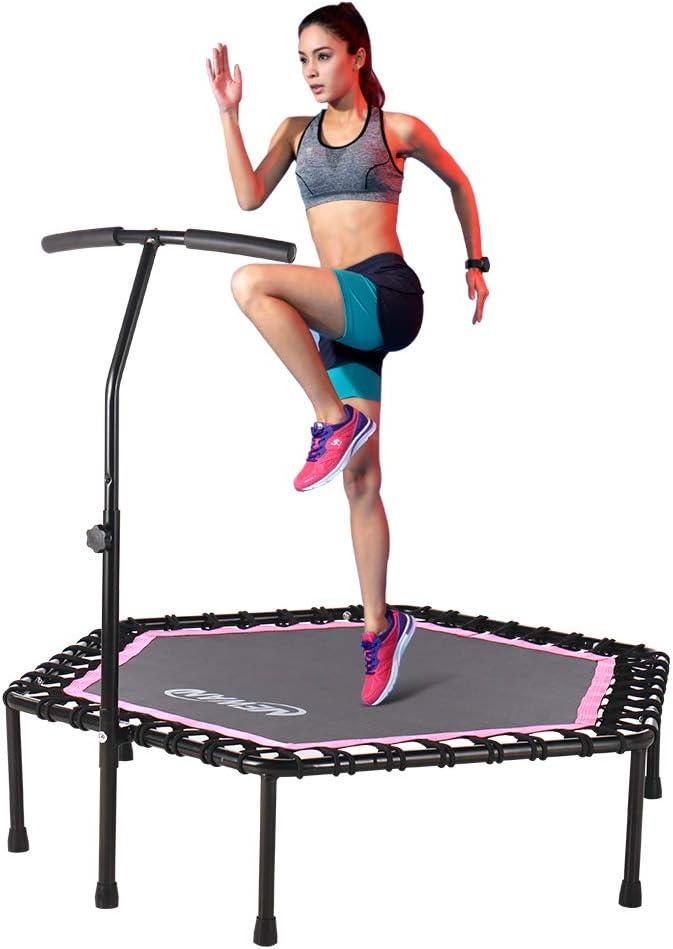 Newan Mini Rebounder Trampoline - The Best Stable Trampoline