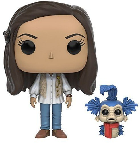 Funko POP Movies: Labyrinth - Sara and Worm Action Figure -