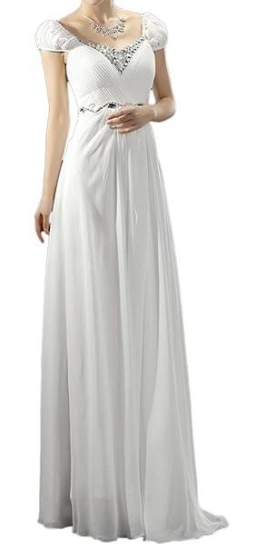 Eyekepper - Vestido Formal de Cintura Alta para Embarazadas