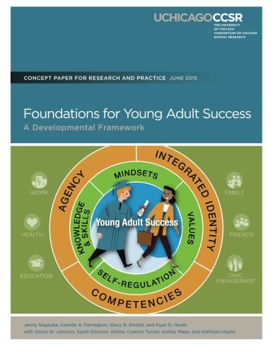 Foundations for Young Adult Success: A Developmental Framework
