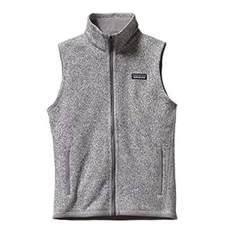 Amazon Com Patagonia Women S Better Sweater Fleece Vest