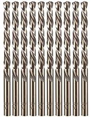 amoolo Twist Drill Bit Set M35 Cobalt Drill Bit Set for Hard Metal, Stainless Steel, Cast Iron…