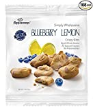 Appleways Whole Grain Blueberry Lemon Crispy Bites, 1 Ounce – 108 per case.
