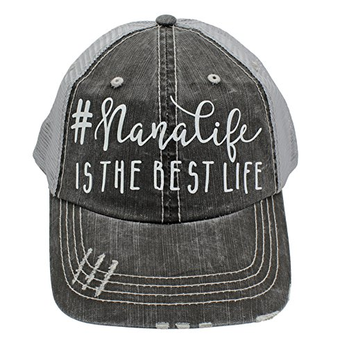 Nana Trucker Hat - 3