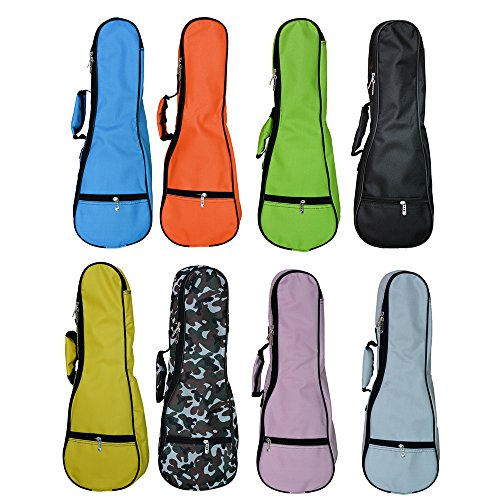 ZEALUX Colourful Adjustable Shoulder Ukulele product image