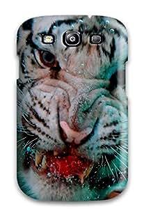 Galaxy S3 Case Bumper Tpu Skin Cover For Tiger Accessories