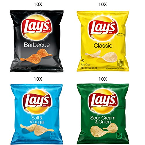 Buy sour cream and onion chips