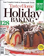 Taste Of Home Holiday Baking (Winter 2013)…