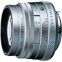 Pentax FA 77mm F1.8 limited Lens Silver(Japan Import-No Warranty)