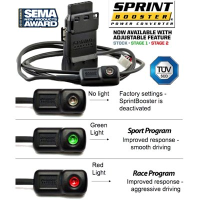 Sprint Booster Power Convertor ! Ford Mustang Manual Transmission SBFO0001S ! 2005-2010 by SprintBooster (Image #3)