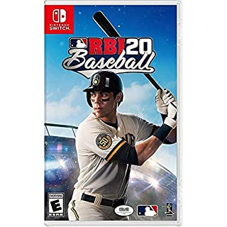 Mlb R.B.I Baseball 20 Nintendo Switch - Nintendo Switch