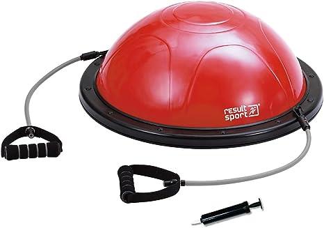 ResultSport - Pelota de aire para entrenamiento cardio con tubos ...