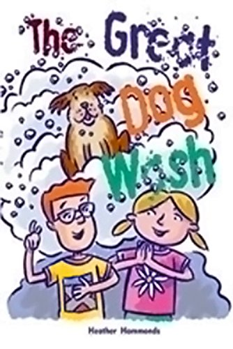 (Rigby Focus Fluency: Leveled Reader 6pk Nonfiction (Levels O-S) The Great Dog Wash)