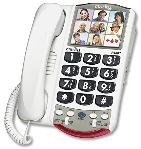 Photo Memory Amplified Phone - 7