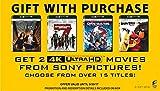 Sony UBP-X800 4K Ultra HD Blu-ray Player (2017 Model)
