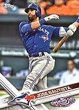 2017 Topps Opening Day #41 Jose Bautista Toronto Blue Jays Baseball Card