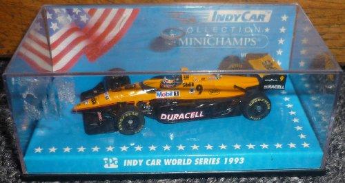 Minichamps Indy Car 1993 Series Raul Boesel Duracell #9 Lola 1/64 Metal