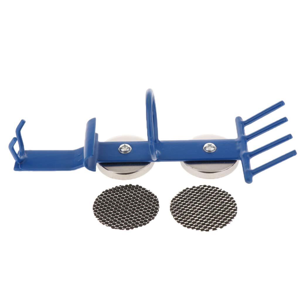 kesoto Pistola A Spruzzo Montabile E Supporto Per Filtro Porta Pistola A Spruzzo Magnetico