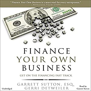 Finance Your Own Business Hörbuch